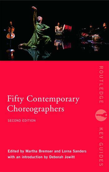 Fifty Contemporary Choreographers book cover