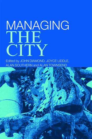 Managing the City book cover