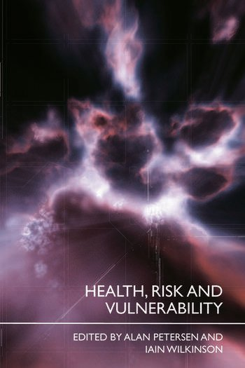 Health, Risk and Vulnerability book cover