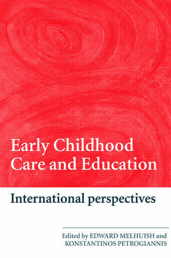 Early Childhood Care & Education International Perspectives book cover