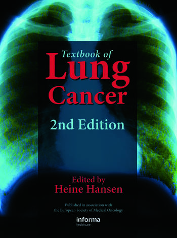 Textbook of Lung Cancer book cover