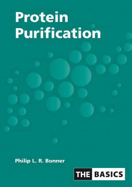 Protein Purification book cover