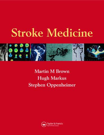 Stroke Medicine book cover