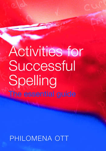 Activities for Successful Spelling The Essential Guide book cover