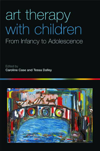 Art Therapy with Children From Infancy to Adolescence book cover