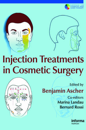 Injection Treatments in Cosmetic Surgery book cover