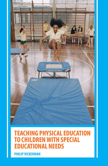 Teaching Physical Education to Children with Special Educational Needs book cover