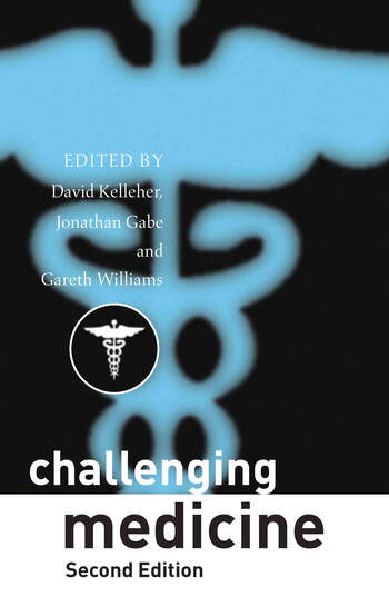 Challenging Medicine book cover