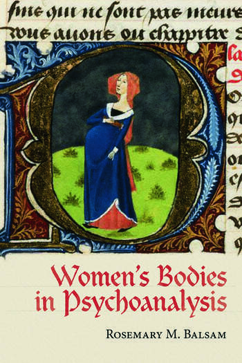 Women's Bodies in Psychoanalysis book cover
