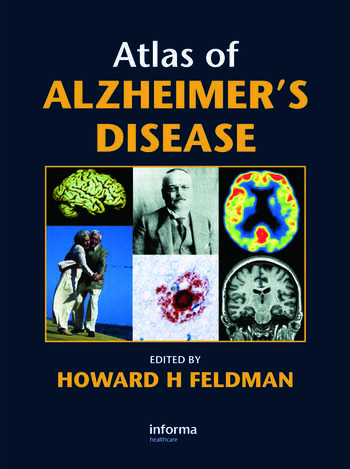 Atlas of Alzheimer's Disease book cover