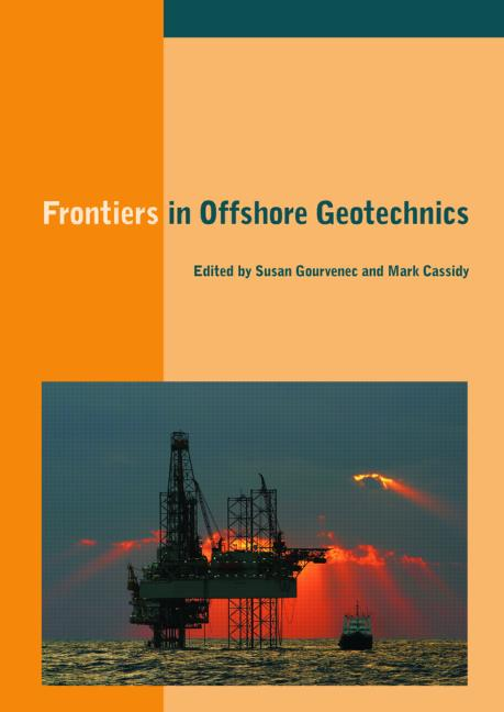 Frontiers in Offshore Geotechnics Proceedings of the International Symposium on Frontiers in Offshore Geotechnics (IS-FOG 2005), 19-21 Sept 2005, Perth, WA, Australia book cover