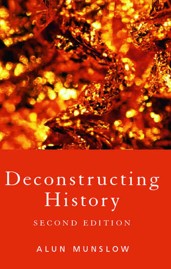 Deconstructing History book cover