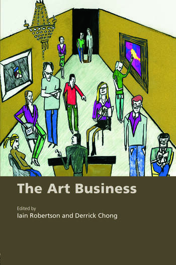 The Art Business book cover