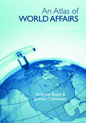 An Atlas of World Affairs book cover