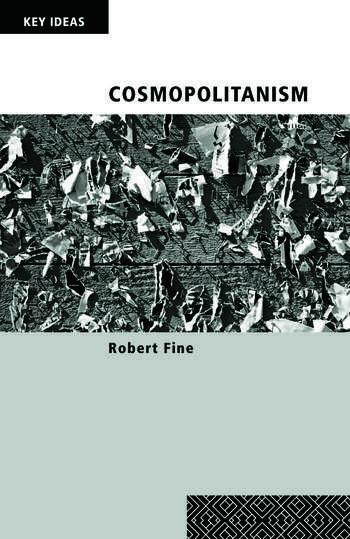 Cosmopolitanism book cover