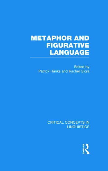 Metaphor and Figurative Language book cover