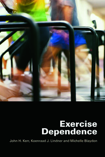 Exercise Dependence book cover