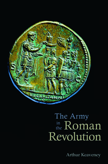 The Army in the Roman Revolution book cover