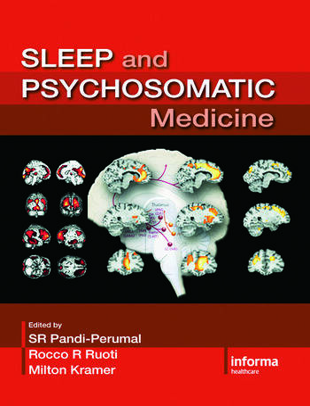 Sleep and Psychosomatic Medicine book cover