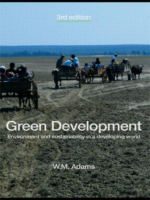 Green Development Environment and Sustainability in a Developing World book cover