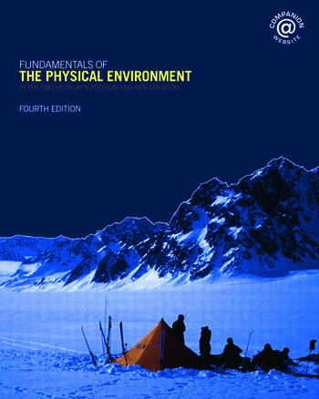 Fundamentals of the Physical Environment Fourth Edition book cover