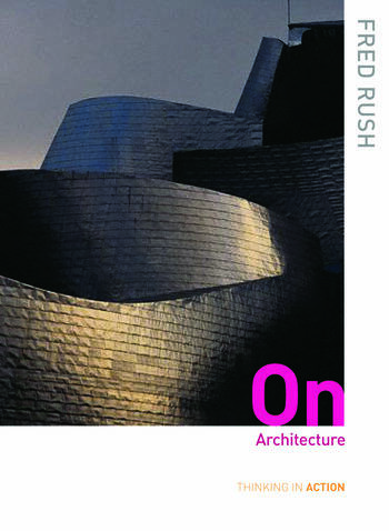 On Architecture book cover