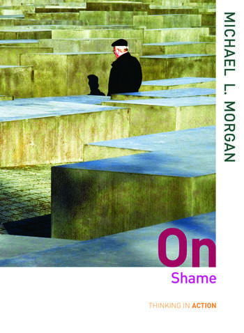 On Shame book cover