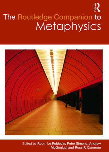 The Routledge Companion to Metaphysics book cover