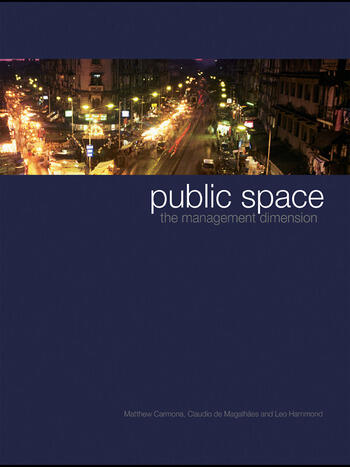 Public Space The Management Dimension book cover