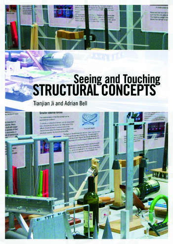 Seeing and Touching Structural Concepts book cover