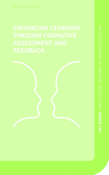 Enhancing Learning through Formative Assessment and Feedback book cover