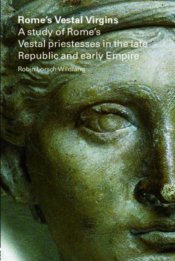Rome's Vestal Virgins book cover