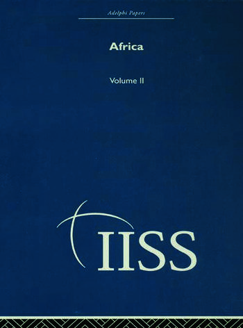 Africa Volume 2 book cover