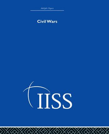 Civil Wars book cover