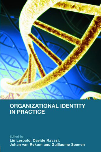 Organizational Identity in Practice book cover