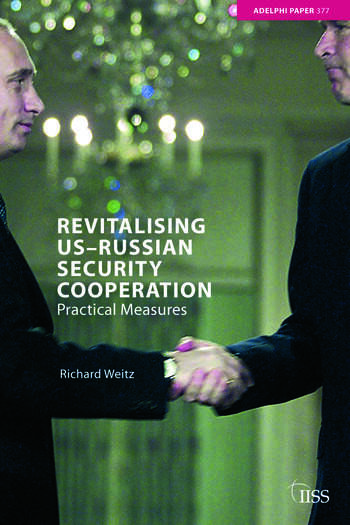 Revitalising US-Russian Security Cooperation Practical Measures book cover