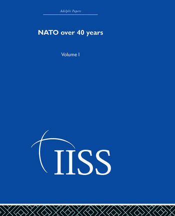 NATO Over Forty Years Volume 1 book cover