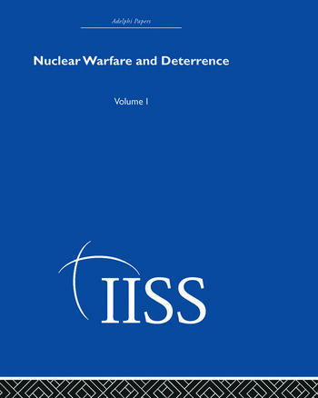Nuclear Warfare and Deterrance Volume 1 book cover