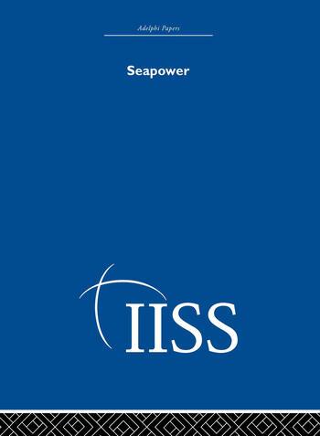 Seapower book cover