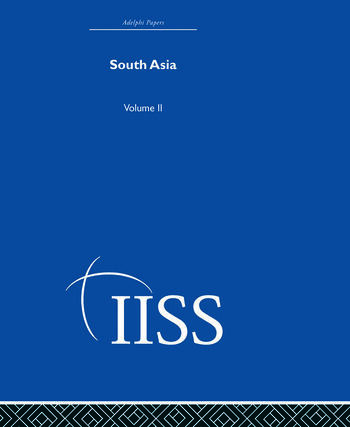 South Asia Volume 2 book cover