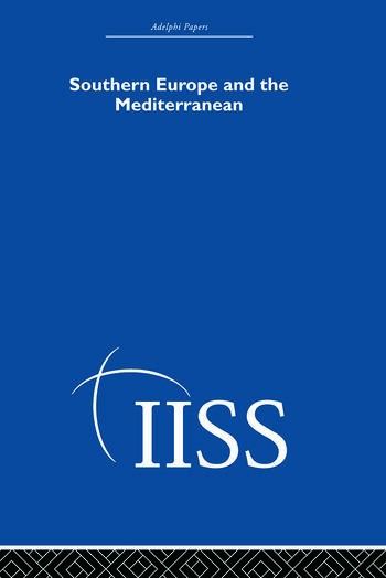 Southern Europe and the Mediterranean book cover