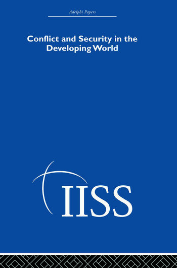 Conflict and Security in the Developing World book cover