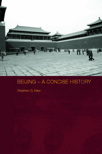 Beijing - A Concise History book cover