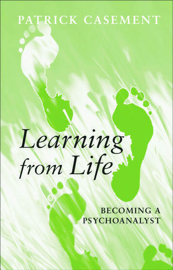 Learning from Life Becoming a Psychoanalyst book cover