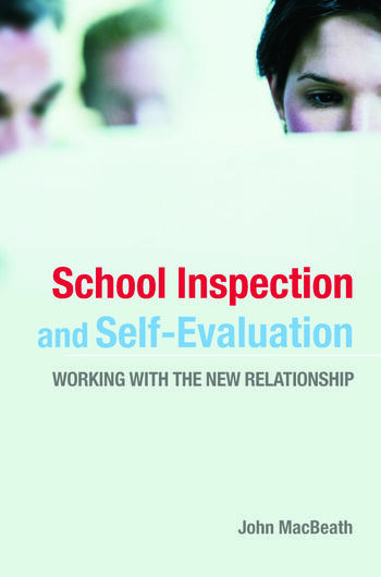 School Inspection & Self-Evaluation Working with the New Relationship book cover