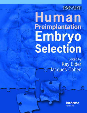 Human Preimplantation Embryo Selection book cover