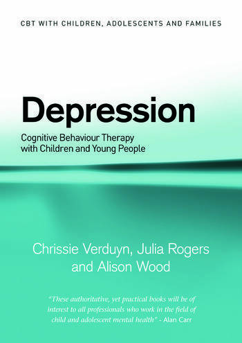 Depression Cognitive Behaviour Therapy with Children and Young People book cover
