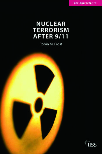 Nuclear Terrorism after 9/11 book cover