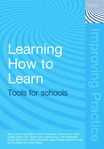 Learning How to Learn Tools for Schools book cover