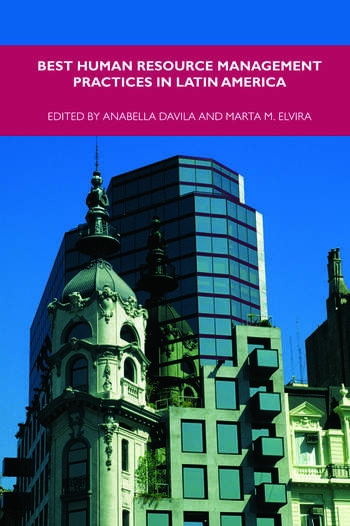 Best Human Resource Management Practices in Latin America book cover